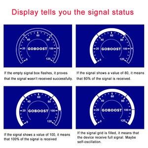 Image 5 - GOBOOST 4g lte verstärker cellular signal booster 4g dcs 1800 gsm mobile 4g signal booster gsm repeater handys verstärker kit