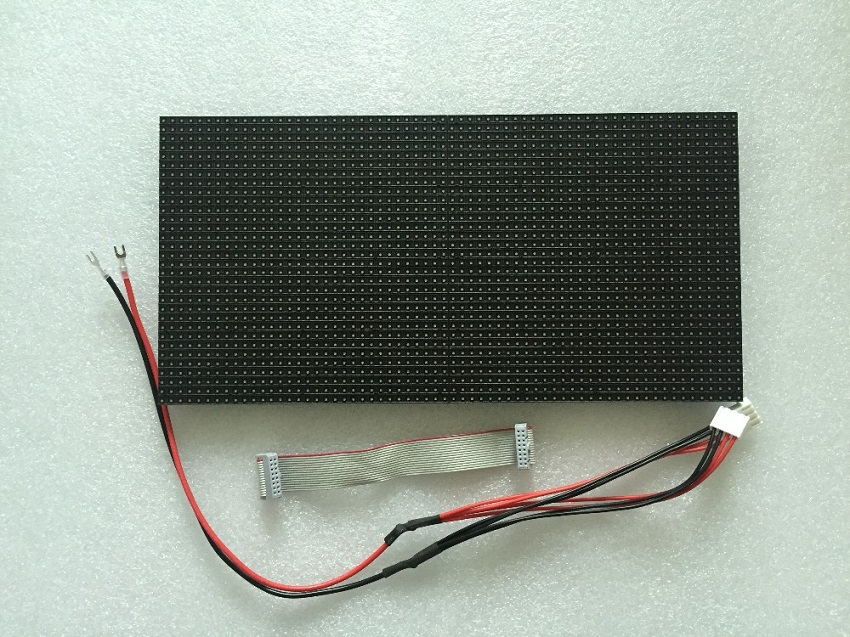 P4 Outdoor Waterproof LED Module 256*128mm 64x32dots 1/8S RGB SMD1921 4mm For Video Wall Panel Full Color led Display