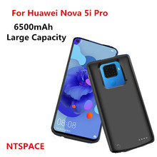 6500mAh External Battery Power Charging Case For Huawei Nova 5 Pro Case Backup Power Bank Case For Huawei Nova 5i Pro Power Case