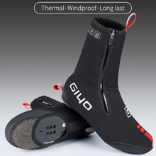 Cycling Boot Covers MTB Shoe Covers Winter Warm Thermal Neoprene Overshoes Waterproof