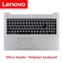 Lenovo klavye IdeaPad 310-15IKB 510-15IKB 310-15ABR orijinal dizüstü klavye avuç içi dayanağı touch pad ile 5CB0M31233 5CB0M31163