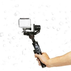 Image 5 - FeiyuTech Feiyu G6 מקסימום 3 ציר כף יד Gimbal מייצב עבור SONY Canon ראי כיס פעולה מצלמה GoPro גיבור 8 7 6 5 טלפון