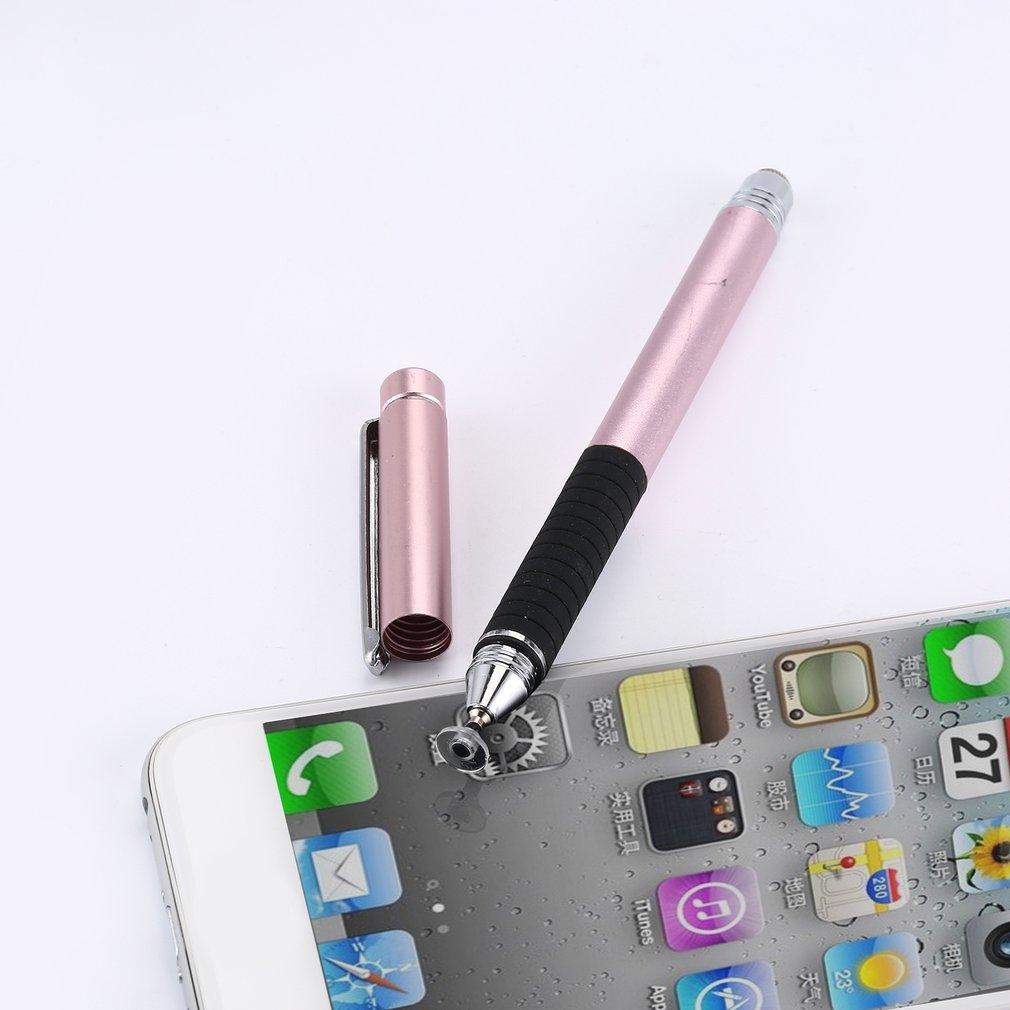 Compact Capacitive Touch Screen Stylus Pen For IPad Smart Phone Pen Stylus Nib Capacitive Screen Stylus Pen