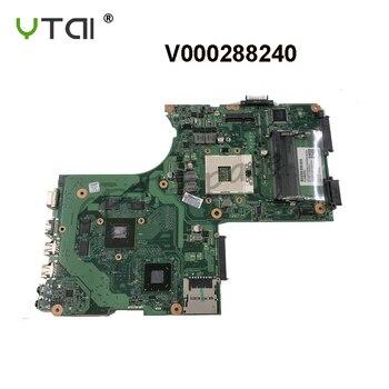 P870 płyta główna V000288240 6050A2493501-MB-A03 dla Toshiba Qosmio X870 X875 Laptop płyta główna płyta główna testowane
