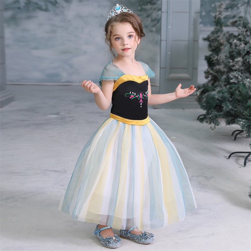 Hc29881caa0f443c5bc7a3cfbbee877ea3 2019 Children Girl Snow White Dress for Girls Prom Princess Dress Kids Baby Gifts Intant Party Clothes Fancy Teenager Clothing