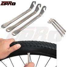 TDPRO 12 см закаленная сталь велосипедный обод для шины колеса мотоцикла шины рычаг инструменты для ремонта грязи велосипед рычаги ложка инструмент для фиксации