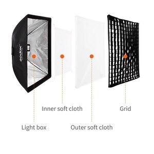 Image 5 - Godox FW70 * 100 70x 100cm Honeycomb Grid softbox softbox mit Bowens Halterung für Studio Strobe Licht