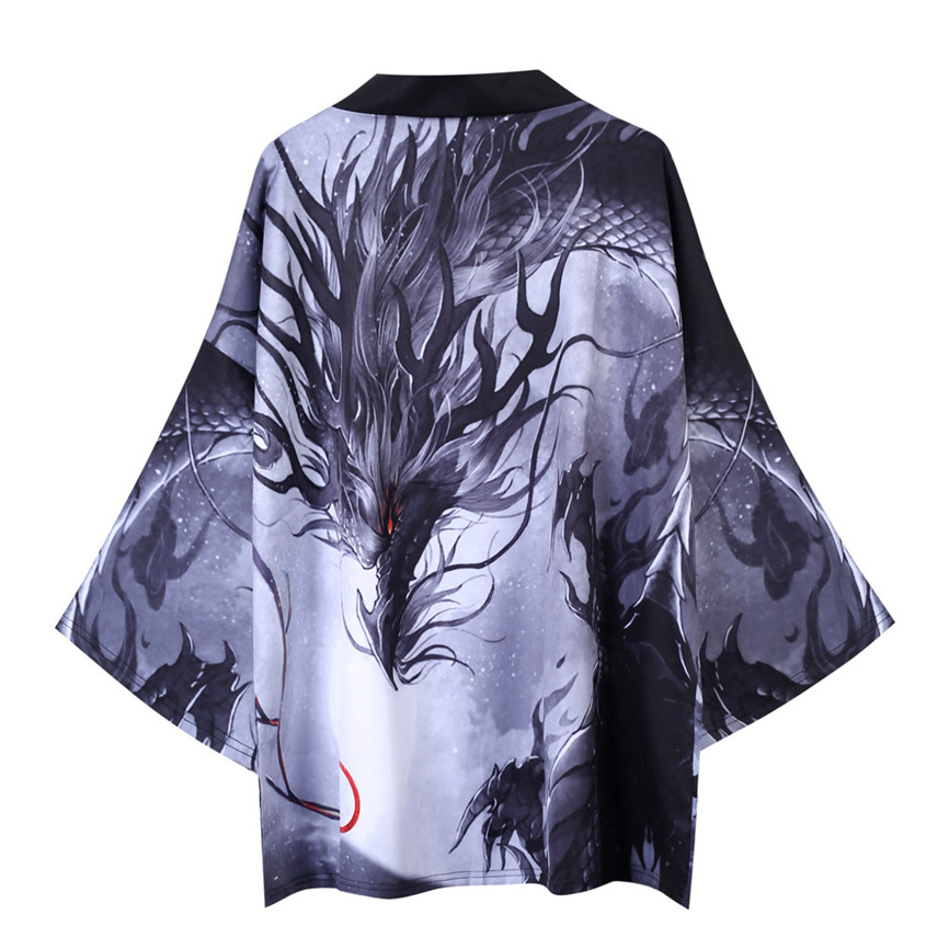 Hc298e58f166b4758825dd4357f3fcdcan Men's Windbreaker Coat Autumn Long Sleeve Lovers Fashion Retro Robe Loose National Print Creative Top Outwear Plus Size M-2XL A3
