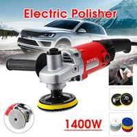 1400W 220V Water Mill Water Filled Grinding Machine Electric Concrete Marble Diamond Stone Polisher Wet Grinder
