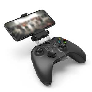 Phone Mount HandGrip Stand for Xbox ONE SSlim Ones Controller for Steelseries Nimbus Gamepad iphone X Samsung S9 S8 Clip Holder