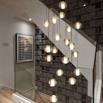 Adjustable Crystal Pendant Lights - Ultra Modern Chandeliers Best Children's Lighting & Home Decor Online Store
