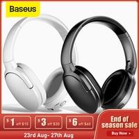 Baseus-auriculares inalámbricos D02 Pro, cascos deportivos con Bluetooth 5,0, manos libres, para iPhone y Xiaomi