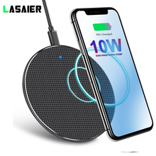 10W Fast Wireless Charger For iPhone 11 pro X/XS Max XR 8 Pl