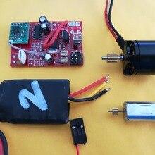 Original Brushless ESC/Receiver board /Brushless main motor/Tail motor for WLtoys V913 PRO RC