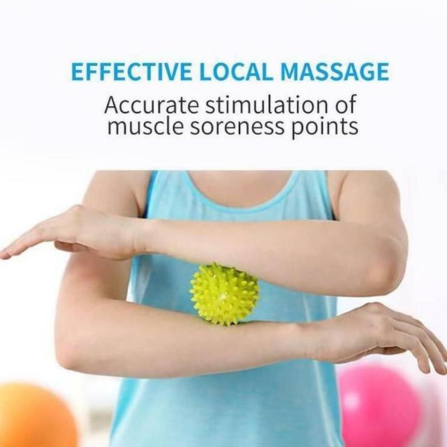 Фото массажный мяч для фитнеса расслабляющий спины массажный ног цена