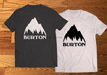 Burton Snowboards T-Shirt t(China)