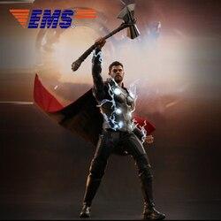 32 Cm Avengers Endgame Thor Pvc Action Figure Speelgoed Thor 4 Figure Thor Speelgoed Collectible Model Speelgoed Voor Kinderen