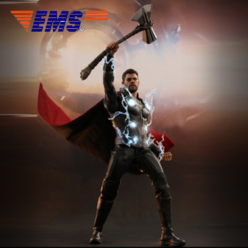 32cm Avengers Endgame Thor PVC Action Figure Toys Thor 4 Figure Thor Toys Collectible Model Toys For Children