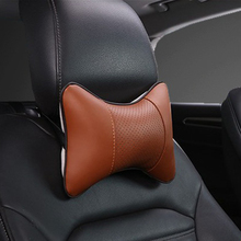 Headrest-Cushion Car-Neck-Pillow Car-Interior-Accessories Neck-Rest-Support Auto Pack-Of-2