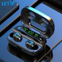 S11 3500mAh Box Earphones Bluetooth v5 Wireless Sport In Ear