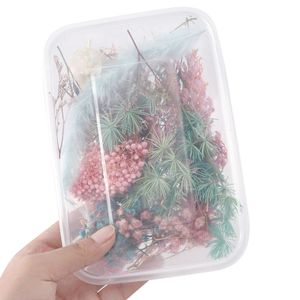 Image 5 - 1 Box Colorful Real Dried Flower Plant For Aromatherapy Candle Epoxy Resin Pendant Necklace Jewelry Making Craft DIY Accessories