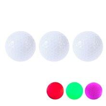 Night-Balls Glow-In-The-Dark Luminous Bright Red 3pcs Pink Green Reusable