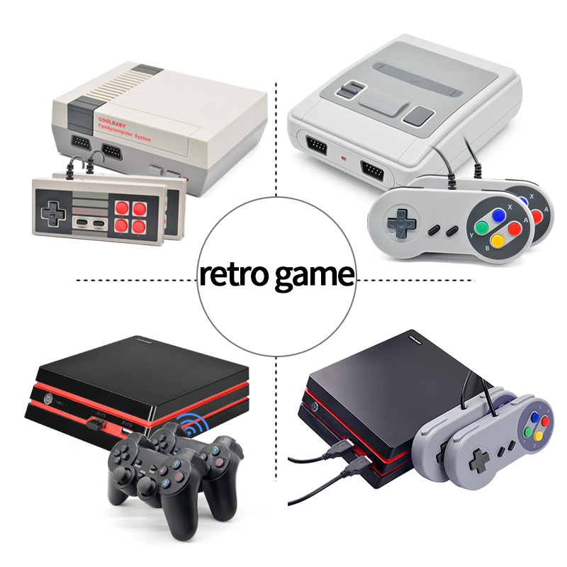 620/621 Games Childhood Retro Mini Classic 4K TV AV/HDMI 8 Bit Video Game Console Handheld Gaming Player Gift pk 600 games(China)