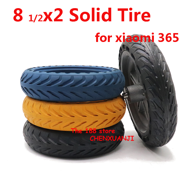 Inner Outer Mini Wheel Exterior Accessories Spare 50-134 ATV Scooter Tire 1//2x2