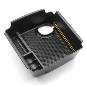 Image 5 - RUIYA Car Central Control Armrest Storage Box For Niro EV Electric Version 2019 Auto Anti Slip Storage Box Interior Accessories