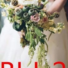Bouquet Flower Holding Rose Wedding-Props Bride A Emulation Studio Photography BLJ New