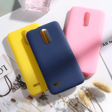 "For LG K8 2018 Case Cover Candy Color Soft Tpu Back Cover Coque For LG K9 Aristo 2 k82018 Cases 5.0"" Silicone Fundas Capa Sheer(China)"