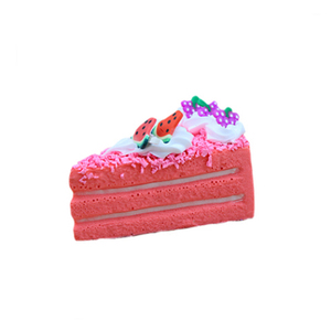 Image 3 - 3 pcs/6 pcs עוגת מזויף פירות עוגת דגם מודל עוגת תה שולחן קישוט מלאכותי פירות עוגות קינוח מזויף