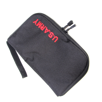 Tactical Pistol Carry Bag Gun Case Pack Holster Portable Handgun Carrier Bag Soft Protection Military Hunting Accessories 4