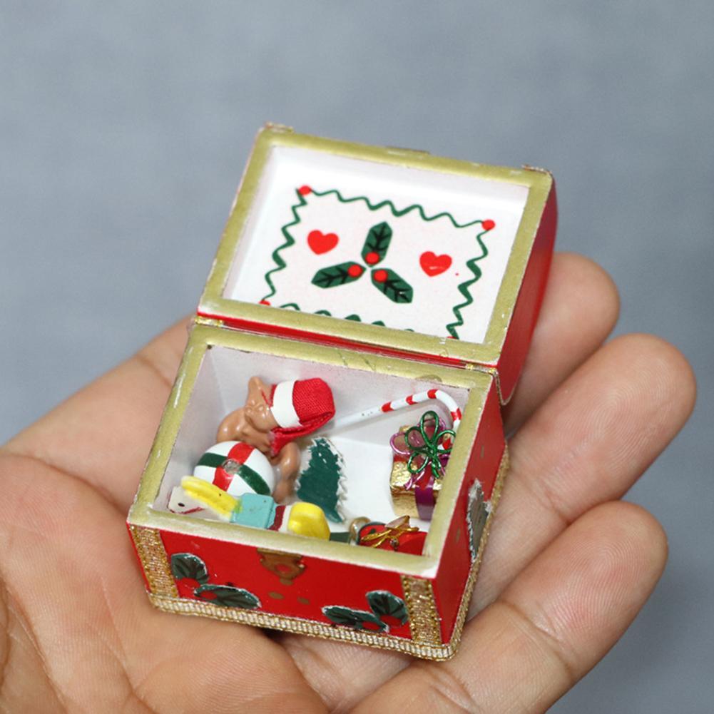 1-12-mini-boite-cadeau-en-bois-de-traineau-modele-decoration-bricolage-noel-traineau-ornements-paysage-maison-de-poupee-accessoire