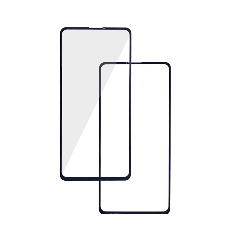Outer Screen For Xiaomi Redmi K20 / Mi 9T Front Touch Panel LCD Display Screen Out Glass Cover Lens Phone Repair Replace Parts