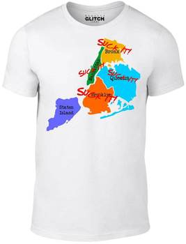 Suck It New York T-Shirt - Funny T Shirt Impractical Jo Sal Jokers Q Murr Comedy image