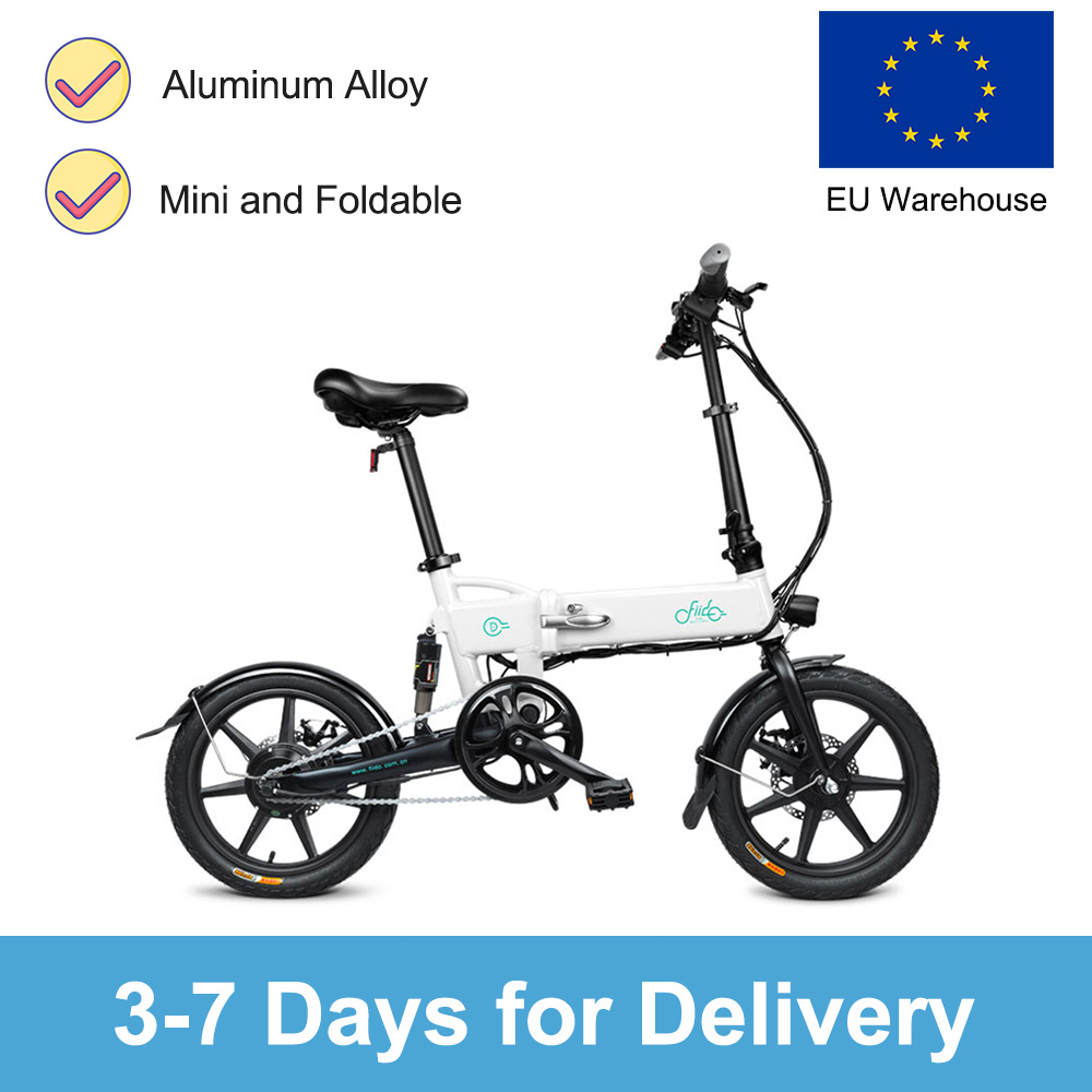 Electric Bike Mountain Folding Bicycle For Adult Electric Bike With Front LED Light ebike e bike For Adult