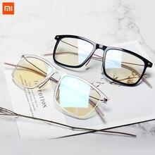 2020 המקורי Xiaomi Mijia אנטי כחול קרני משקפי פרו גברים נשים Ultralight אנטי Uv משקפיים למשחק מחשב טלפון נהיגה