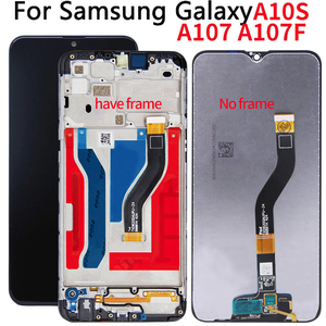 Original For Samsung galaxy A10s lcd Display Digitizer SM-A107M SM-A107F/DS A107F Lcd Touch Screen