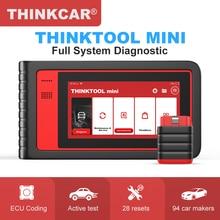Thinkcar Thinktool Mini Auto Diagnositic Werkzeug Volle System OBD2 Auto Diagnose ABS EPB DPF SRS Reset Werkzeuge OBD2 Scanner