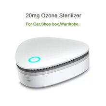 Воздухоочиститель o3 озоновый ионизатор генератор дезодорирующий