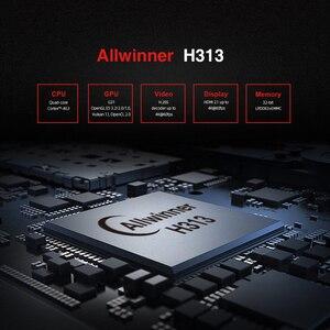 Image 2 - X96S400 Android 10.0 Smart TV Box 4K Allwinner H313 Quad Core 2.4G WiFi 2020 New Set Top Box Media Player LPDDR 32bit