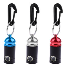 Portable Compact Aluminum Universal Scuba Diving Regulator Octopus Hose Holder Clip for BC Attachment(China)