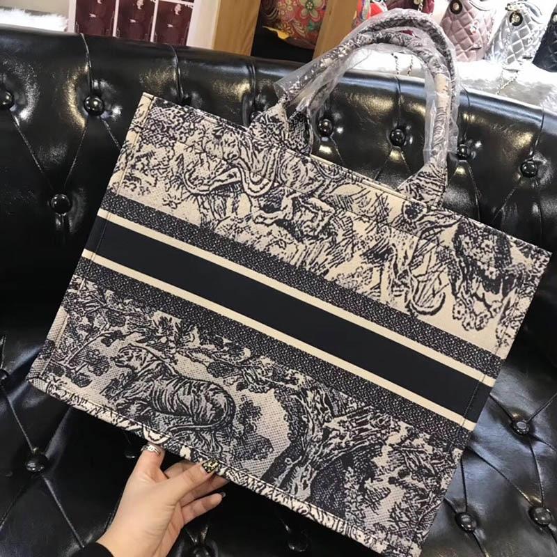 Роскошная Брендовая женская холщовая дизайнерская сумка тоут для книг, сумка на плечо высокого качества с буквенным принтом, Женская Повседневная сумка для покупок, новинка 2019