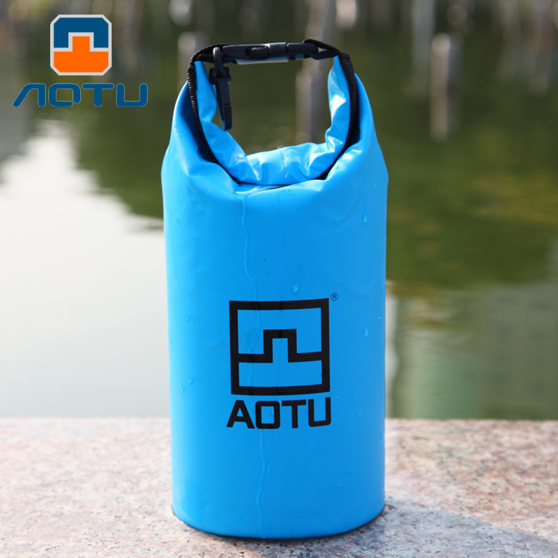 Bump Mobile Phone Digital Camera Waterproof Bag Outdoor Swimming Rafting 1.5L Waterproof Bag Cross Border Wholesale AT6623