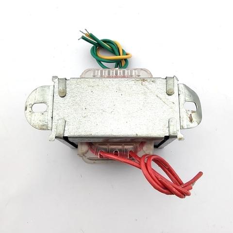 audio retificador eletrico ei66 32 transformador de potencia ca 40 w