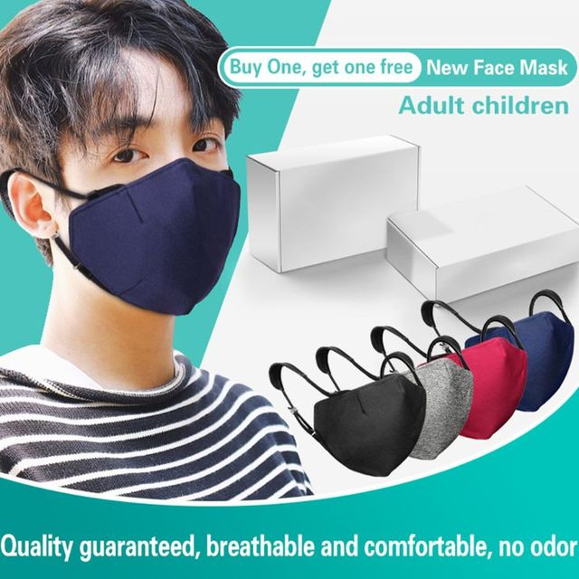 Washable Mouth-Muffle Mouth Mask Anti Dust Mask Windproof Mouth-muffle Bacteria Proof Flu Face Masks 1