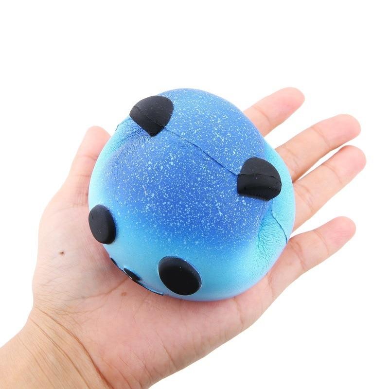 Unicorn Squishy Toys Squeeze Anti-Stress Animal Children Kawaii Gift Slow Rising Reliever img4