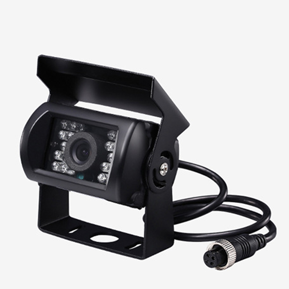 Car Rear View Camera 18 LED Night Vision Backup Parking Reverse Camera Waterproof Shockproof For Truck Trailer Pickups RV