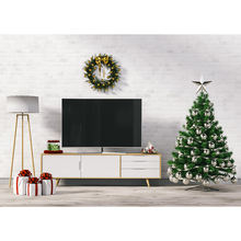 Виниловый фон shengyongbao на заказ для фотосъемки Рождество
